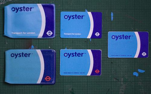 Oystercardsandwallets