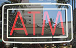 ABCストアのATMサイン