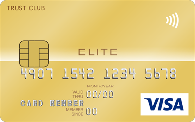 トラストクラブエリートカード