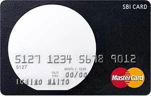 SBIレギュラーカード画像