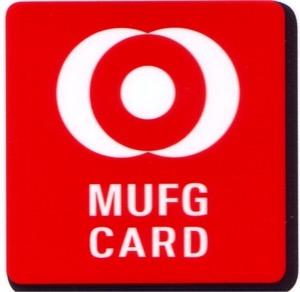 MUFGカードのロゴ