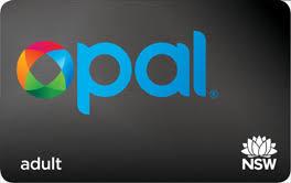 オーストラリア シドニーの交通系電子マネー「Opal Card」