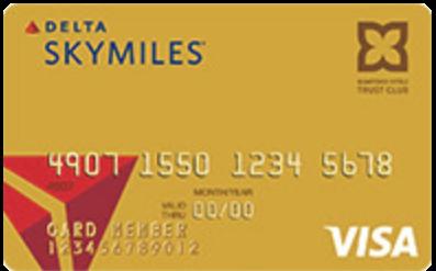 Sumiトラストクラブデルタゴールドカード