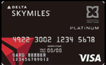 Sumiトラストクラブデルタプラチナカード