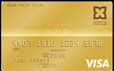 Sumiトラストクラブゴールドカード