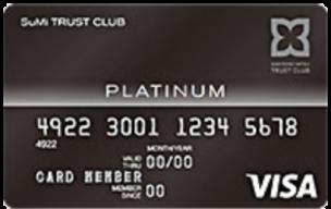 Sumiトラストクラブプラチナカード