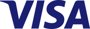 visaのロゴ
